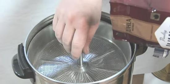 caracteristique Regina 90 15 litres de Bartscher